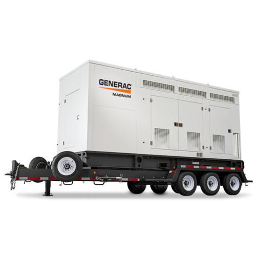 Generac MGG280 236kW Mobile Gaseous Generator