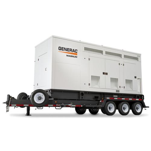 Generac MGG450 360kW Mobile Gaseous Generator