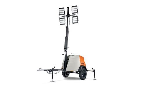 Generac MLTS 1.4/2.4kW Mobile Light Tower