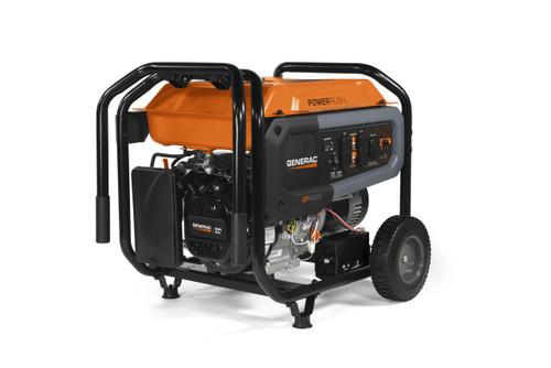 Generac 7686 GP8000E 8000W Electric Start Portable Generator