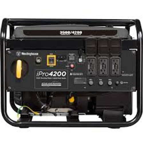 Westinghouse iPro4200 3500W Portable Inverter Generator