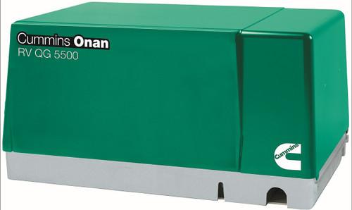 Cummins Onan 5.5HGJAB-1270 QG 5500W Propane RV Generator