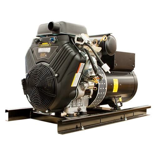WINCO EC22000VE-18 19000W Electric Start 3ph-277/480 Vehicle Mounted Generator