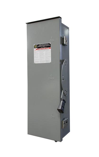 WINCO 64863-005 100A 1-Phase 240V 2-Pole NEMA 3R Manual Transfer Switch
