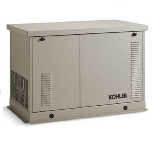 Kohler 20RESD 20kW Generator with Aluminum Enclosure