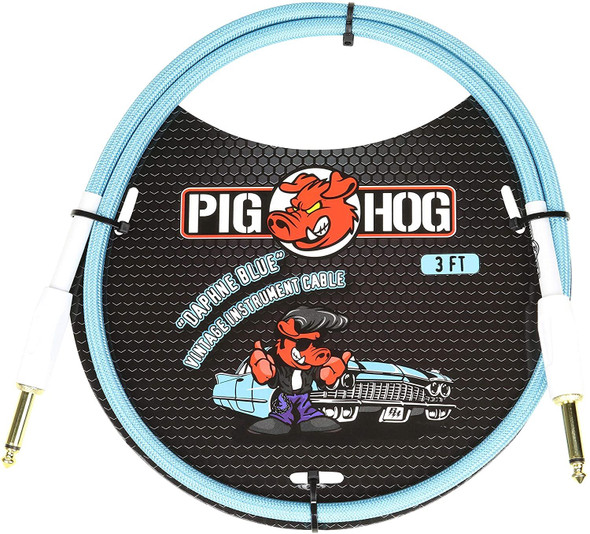 Pig HogAmplifier Grill Instrument Patch Cable