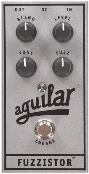 Aguilar 25th Silver Anniversary Edition Fuzzistor