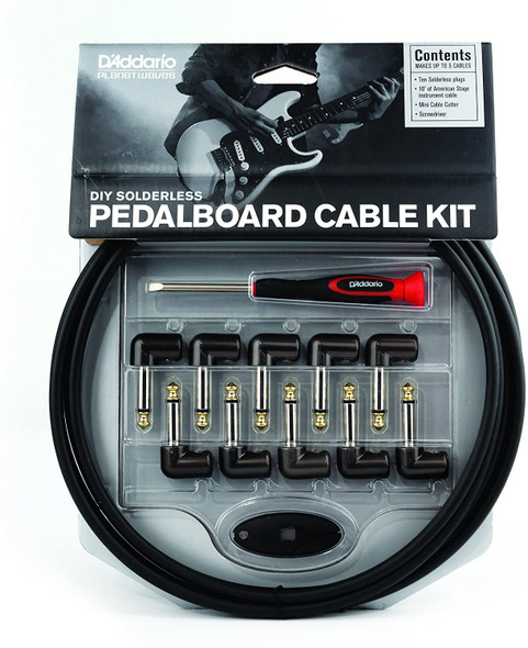 D'Addario Accessories DIY Pedalboard Power Cable Kit