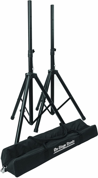 On-Stage (SSP7750) Compact Speaker Stand Pack
