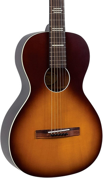 Recording King RPH-P2-TS Dirty 30 Cross Country Parlor Acoustic Guitar