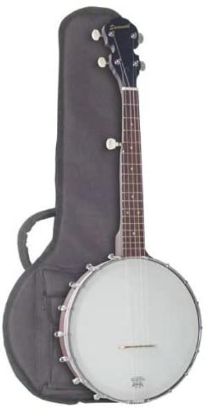 Savannah SB-060 Travel Banjo with Bag