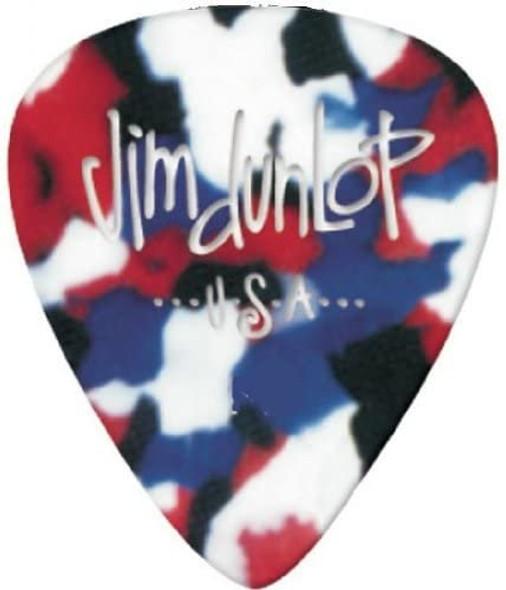 Dunlop Classic Celluloid Guitar Picks, 72-Pack