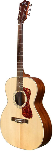 Guild OM-240E Acoustic-Electric Guitar in Natural