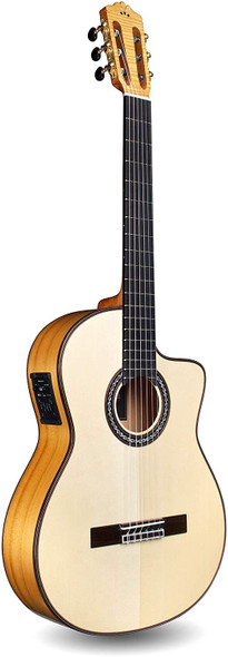 Cordoba GK Pro [Gipsy Kings Signature Model] Acoustic Electric Nylon String Flamenco Guitar