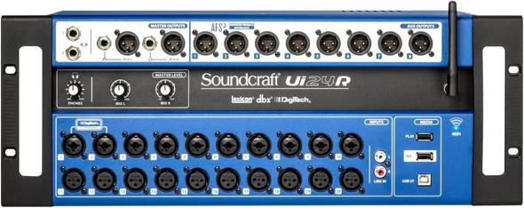 Soundcraft Ui12 Remote-Controlled Input Digital Mixer