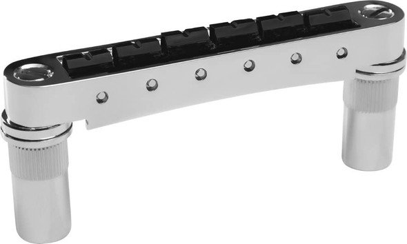 Graph Tech ResoMax NV2 Auto Lock Bridge with String Saver Saddles 6MM Posts