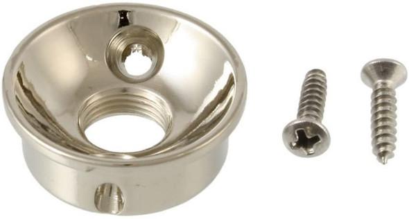 Allparts AP-5270-001 Nickel Retrofit Jackplate