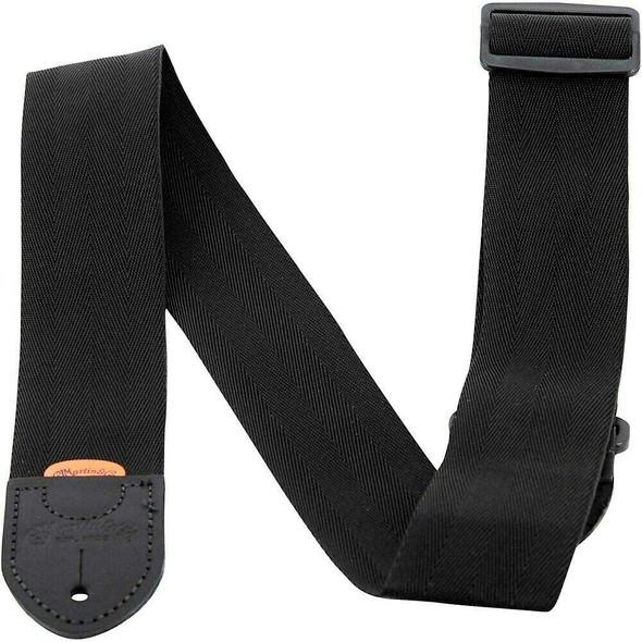 MARTIN & CO. - 18A0103 NYLON SHOULDER BAG BLACK