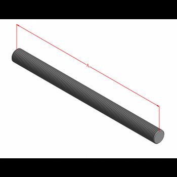 "3/4-10"" 316 Threaded Rod (Stainless)"
