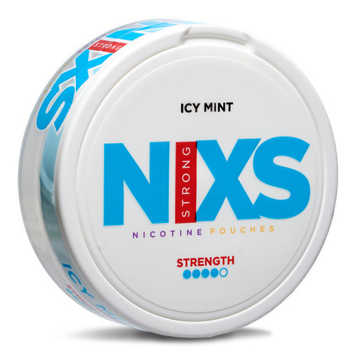 a can of nixs icy mint
