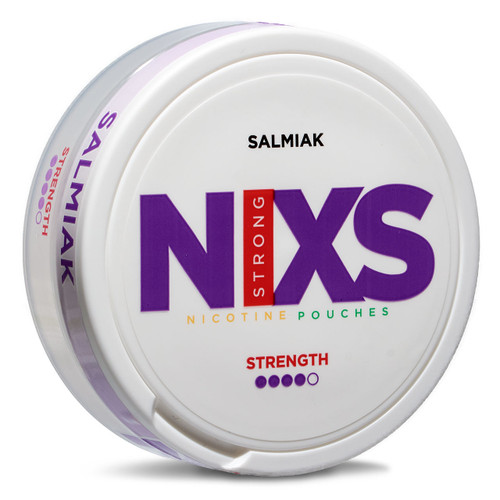 a can of nixs salmiak
