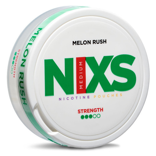 a can of nixs melon rush