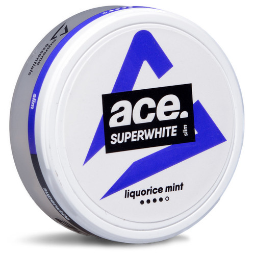 can of ace liquorice mint
