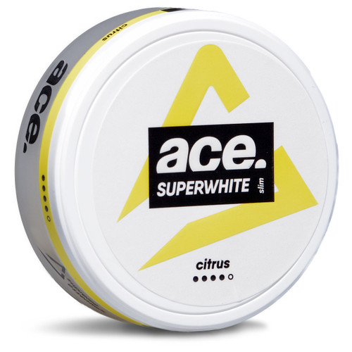 Can of ace citrus