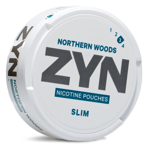 can of zyn northern woods