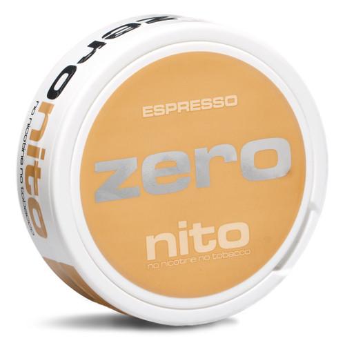 a can of zeronito espresso
