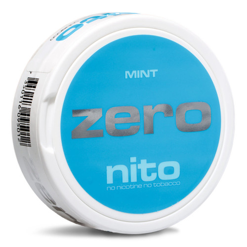 a can of zeronito mint
