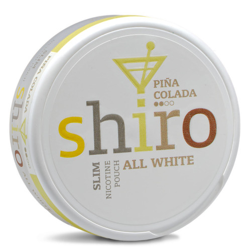 can of shiro pina colada