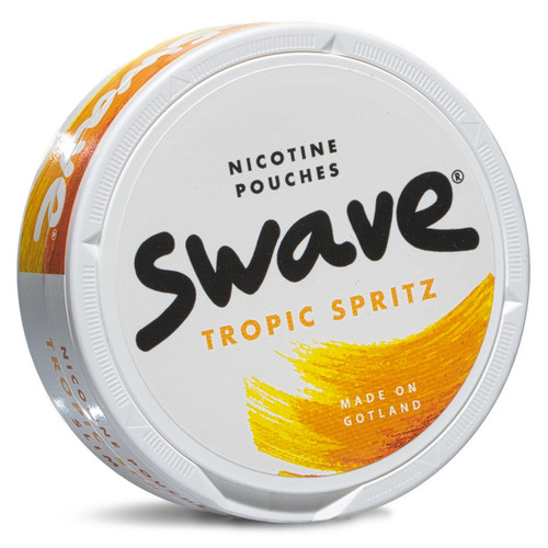 a can of swave