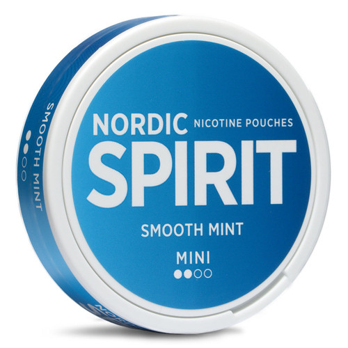 The can of smooth mint mini