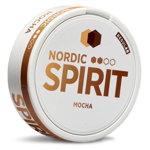 can of nordic spirit mocha
