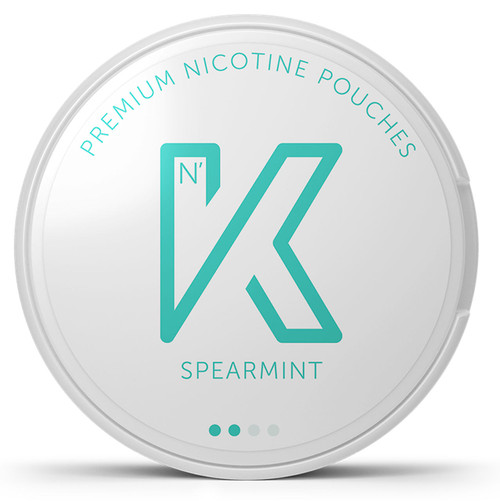 can of kick spearmint