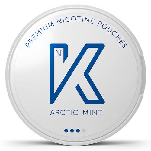 can of kick artic mint