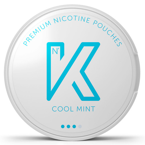 can of kick cool mint