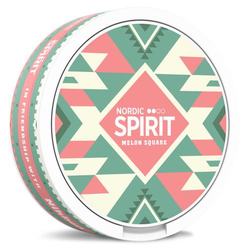 can of nordic spirit melon square