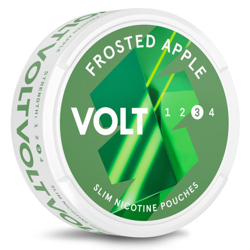 can of volt frosted apple
