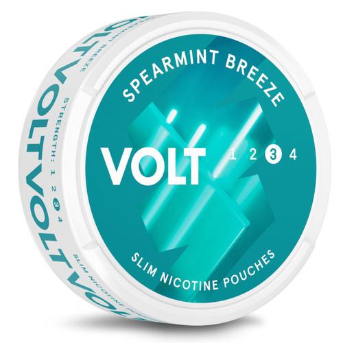 can of volt spearmint breeze