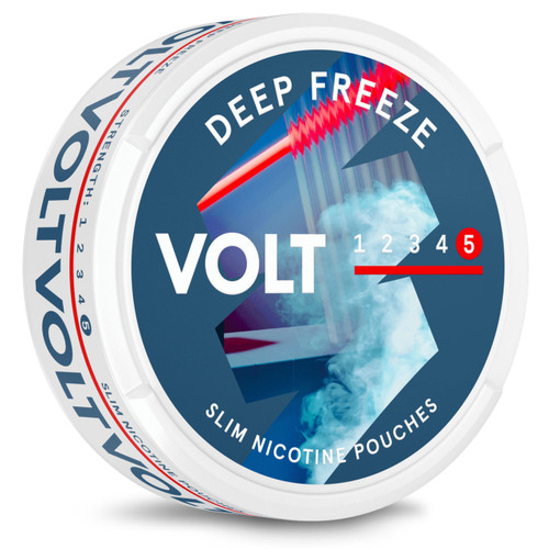 can of volt deep freeze