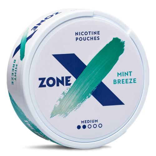 can of zonex mint breeze
