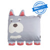 Milo&Gabby Original Animal 3D Pillowcase for Toddlers and Kids (Various Patterns)