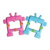 Teethin' Smart EZ Grip Teether Robot - Pink * final sale*