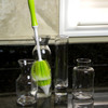 Cleanin' SMART 2-in-1 Silicone Bottle Brush - Green