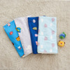 Milo & Gabby Flannel Cotton Double Sided Blanket