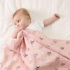 Little Fennec Muslin Blanket