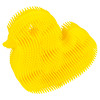 Innobaby Bathin' Smart Silicone Duck Antimicrobial Bath Scrub for Babies, toddlers and Kids