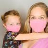 KIDS / Silver Fabric Mask